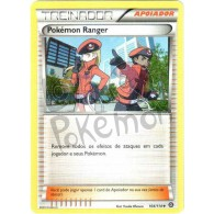 Pokémon Ranger 104/114 - Cerco de Vapor - Card Pokémon