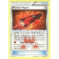 Ponteiro Magma 24/34 - Crise Dupla - Card Pokémon