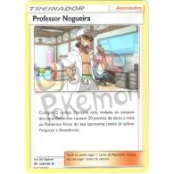 Professor Nogueira - Reverse Holo 128/149 - Sol e Lua - Card Pokémon