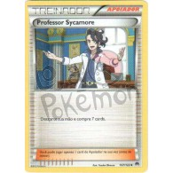 Professor Sycamore 107/122 - Turbo Colisão - Card Pokémon