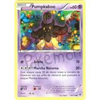 Pumpkaboo 44/119 - Força Fantasma - Card Pokémon