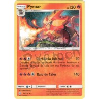 Pyroar 37/236 - Eclipse Cósmico - Card Pokémon