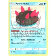Pyukumuku 47/149 - Sol e Lua - Card Pokémon