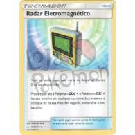 Radar Eletromagnético 169/214 - Elos Inquebráveis - Card Pokémon
