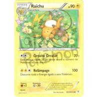 Raichu RC9/RC32 - Gerações - Card Pokémon