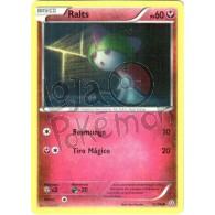 Ralts 52/98 - Origens Ancestrais - Card Pokémon