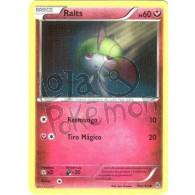 Ralts 100/162 - Turbo Revolução - Card Pokémon