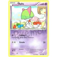 Ralts 68/162 - Turbo Revolução - Card Pokémon