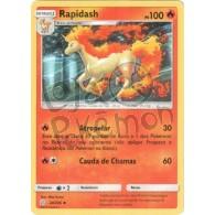 Rapidash 24/236 - Eclipse Cósmico - Card Pokémon