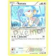 Rattata 87/116 - Congelamento de Plasma - Card Pokémon