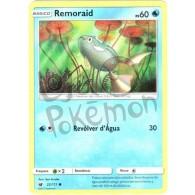 Remoraid 22/111 - Invasão Carmim - Card Pokémon
