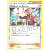 Repórter de Batalha 88/111 - Punhos Furiosos - Card Pokémon
