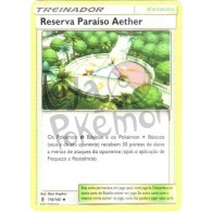 Reserva Paraíso Aether 116/145 - Guardiões Ascendentes - Card Pokémon