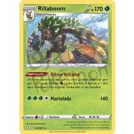 Rillaboom - Reverse Holo 13/72 - Destinos Brilhantes - Card Pokémon