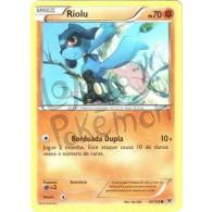Riolu 45/124 - Fusão de Destinos - Card Pokémon