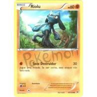 Riolu 46/124 - Fusão de Destinos - Card Pokémon