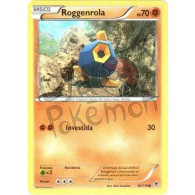 Roggenrola 48/119 - Força Fantasma - Card Pokémon