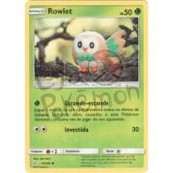 Rowlet 17/236 - Eclipse Cósmico - Card Pokémon