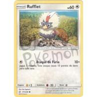 Rufflet 177/236 - Eclipse Cósmico - Card Pokémon