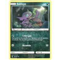Sableye - Reverse Holo 80/145 - Guardiões Ascendentes - Card Pokémon