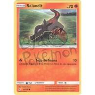 Salandit 30/214 - Elos Inquebráveis - Card Pokémon