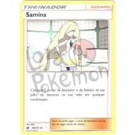 Samina 96/111 - Invasão Carmim - Card Pokémon