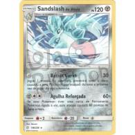Sandslash de Alola 138/236 - Eclipse Cósmico - Card Pokémon