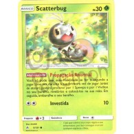 Scatterbug 5/131 - Luz Proibida - Card Pokémon
