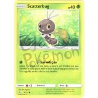 Scatterbug 6/131 - Luz Proibida - Card Pokémon