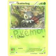 Scatterbug 15/146 - X Y - Card Pokémon