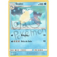 Sealeo - Reverse Holo 51/236 - Eclipse Cósmico - Card Pokémon