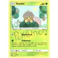 Seedot 11/168 - Tempestade Celestial - Card Pokémon