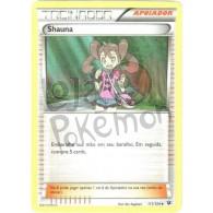 Shauna 111/124 - Fusão de Destinos - Card Pokémon