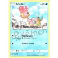 Shellos 29/111 - Invasão Carmim - Card Pokémon