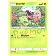 Shelmet 8/111 - Invasão Carmim - Card Pokémon