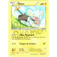 Shinx 32/106 - Flash de Fogo - Card Pokémon