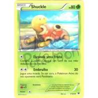 Shuckle 1/124 - Fusão de Destinos - Card Pokémon