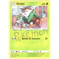 Skiddo 10/111 - Invasão Carmim - Card Pokémon