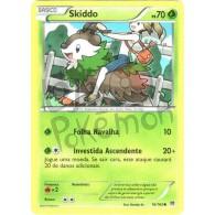 Skiddo 16/162 - Turbo Revolução - Card Pokémon