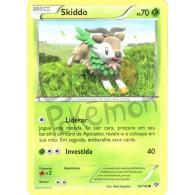 Skiddo 18/146 - X Y - Card Pokémon