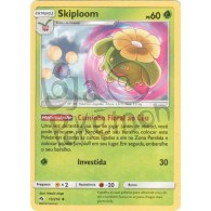 Skiploom 13/214 - Trovões Perdidos - Card Pokémon