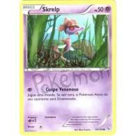 Skrelp 44/106 - Flash de Fogo - Card Pokémon