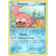 Slowpoke 19/122 - Turbo Colisão - Card Pokémon