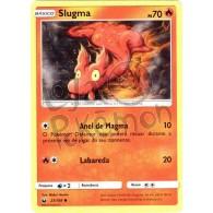 Slugma - Reverse Holo 23/168 - Tempestade Celestial - Card Pokémon