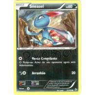 Sneasel 51/106 - Flash de Fogo - Card Pokémon