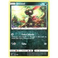 Sneasel 85/147 - Sombras Ardentes - Card Pokémon