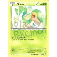 Snivy 5/124 - Fusão de Destinos - Card Pokémon