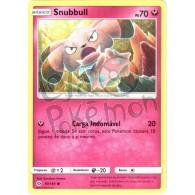Snubbull 90/149 - Sol e Lua - Card Pokémon