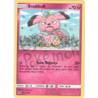 Snubbull 137/214 - Trovões Perdidos - Card Pokémon