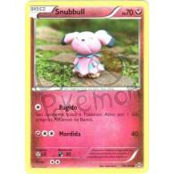 Snubbull 98/162 - Turbo Revolução - Card Pokémon